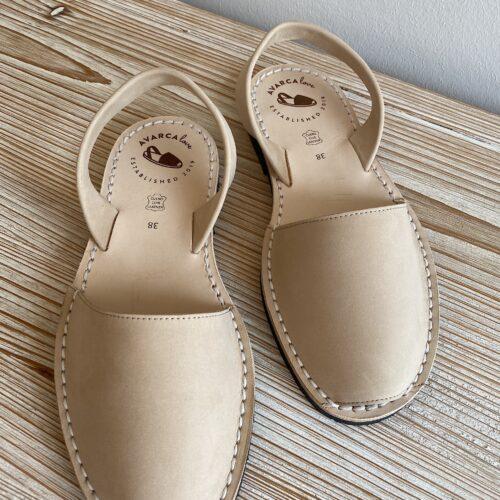 """Avarca Sandale """"Lauren"""", sand"""