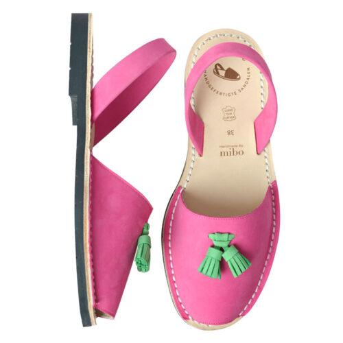 Avarca Sandale pink Avarcalove