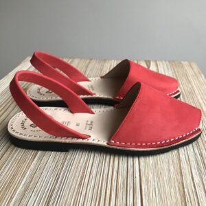 """Avarca Sandale """"Lauren"""", rot"""