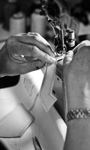 Avarcalove Avarca flach Sandale Herstellung handmade