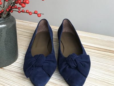 Avarcalove Ballerinas marineblau